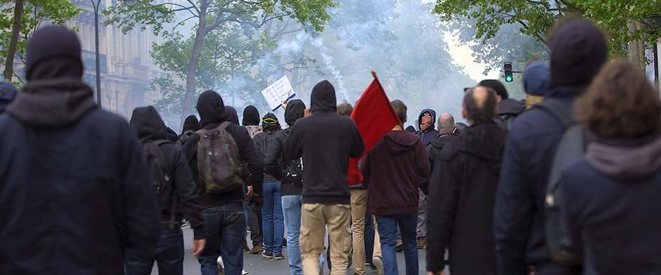 France's Young Fascists