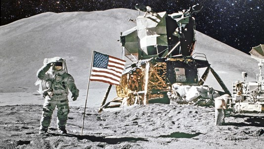 One Hour That Changed The World: The Moon Landing