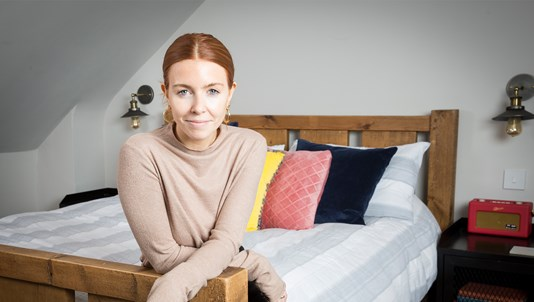 Stacey Dooley Sleeps Over