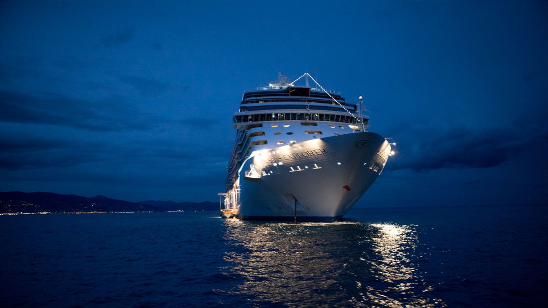 World's Most Expensive Cruise Image
