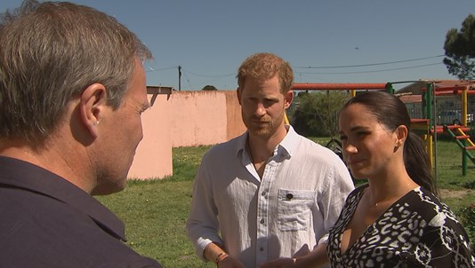 Harry & Meghan: An African Journey