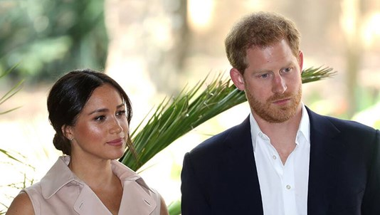 Harry & Meghan: A Royal Crisis?