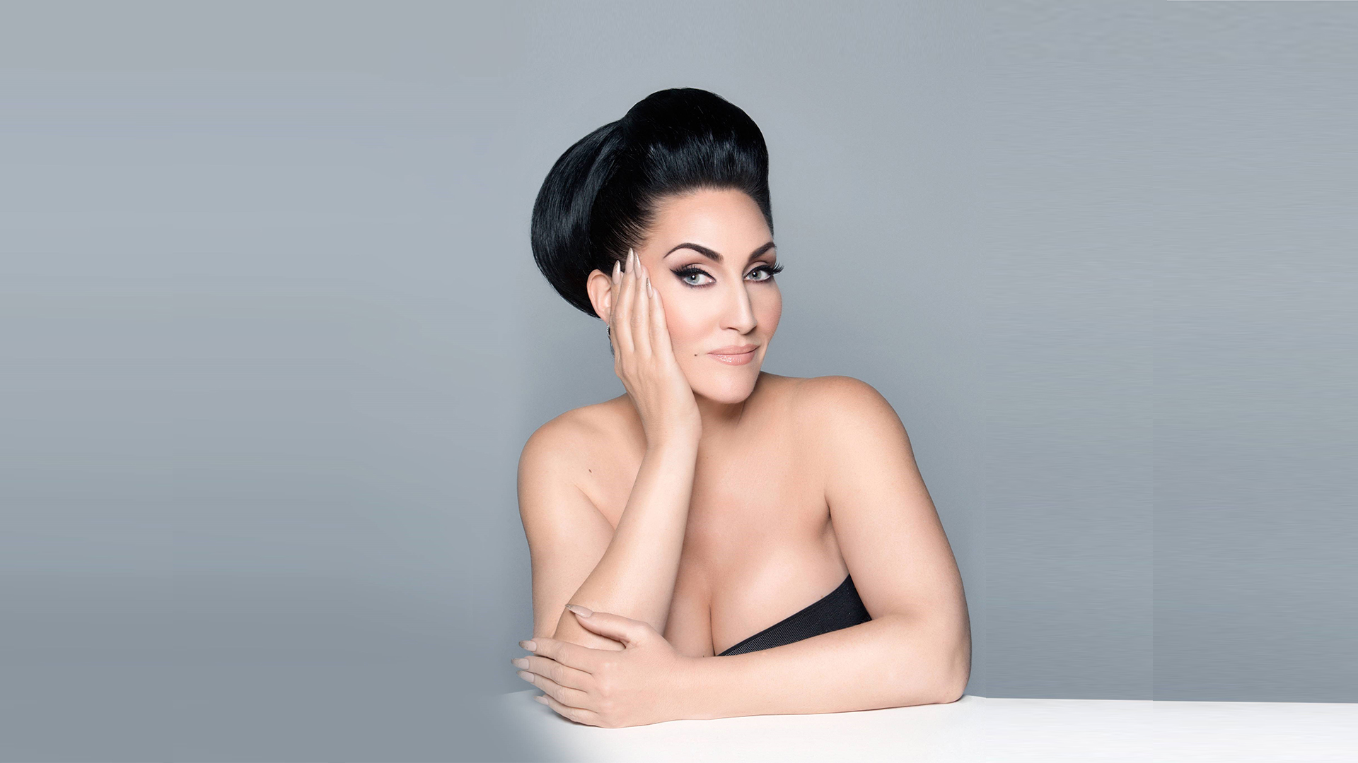 Michelle Visage: Get Off Your Ass Image