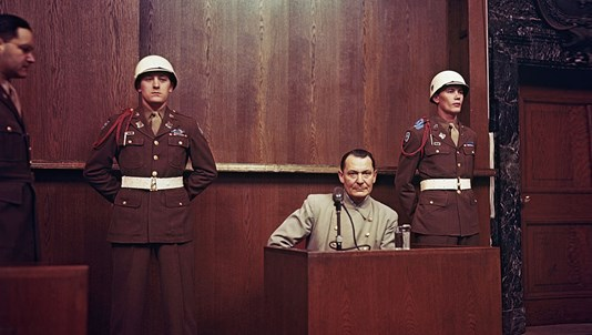 Nuremberg: The Nazis on Trial